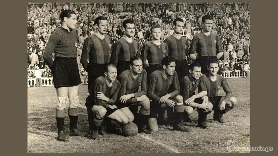 1939-50. სისასტიკის წლები
