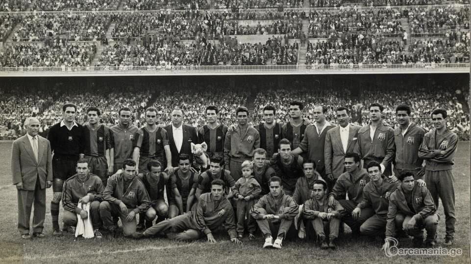 1950-1961. კუბალას ეპოქა