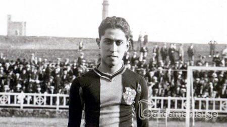 პაულინიო ალკანტარა, პირველი ვარსკვლავი მოთამაშე